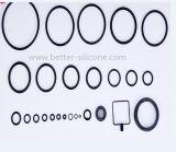 Guarnizioni resistenti all'uso personalizzate dei giunti circolari della gomma di silicone