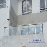 Balcony를 위한 U Channel Glass Balustrade