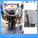 Laufwerk-mittlerer landwirtschaftlicher des Rad-55HP 4/Bauernhof-Traktor mit Qualitäts-Motor