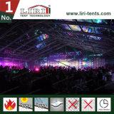 20X30m Transparent Hearvy Duty Construction Tent da vendere