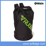 Подросток дневной пакет студент Черный рюкзак обратно в школу мешок
