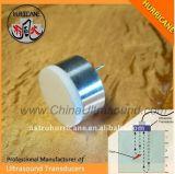 Transdutor de ultra-som para a medição de distância no ar