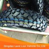 La garantía de calidad para la motocicleta de piedra del modelo cansa 4.60-17, 4.60-18, 120/90-18, 90/100-21