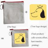 형식 승진 로고 디자인 훅을%s 가진 휴대용 화포 지갑
