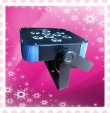 9*3W LED Wash par la Luz (AL-P803)