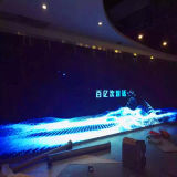 Schermo pieno dell'interno dello schermo a colori di HD P6.25 LED