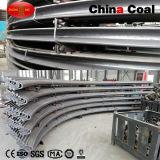 Archi d'acciaio personalizzati U25/U29/U36 per il supporto del traforo della miniera