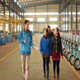 Motor Trike de la rueda de la granja tres del neumático del color rojo 4.00-12 con el cargo