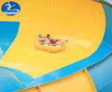 Aqua Park gran escala Rafting diapositiva