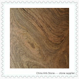 Китай Золотой Гранитной Плиты строительных материалов на кухонном столе и плитки (Колумбусе Золотой)