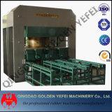 Máquina de goma de vulcanización de la placa de la prensa de la alta calidad