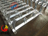 Ролик стандартного транспортера Cema SPD стальной, комплект зеваки транспортера