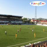 Futebol profissional e futebol artificial