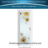 1.0mm~2.0mmの厚さの異なったパターンが付いているアルミニウム内部の開き窓のドア