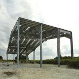 Amplia gama galpón Taller de estructura de acero con alta calidad