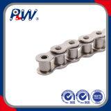 chaîne de rouleau de l'acier inoxydable 304 et 316