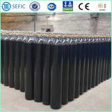 50L de Gasfles van Seamless Steel High Pressure Nitrogen (ENGELSE ISO9809)