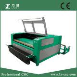 Découpage de laser de CO2 de Jinan et machine de gravure