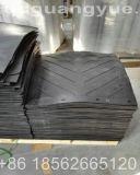 Vulcanizzazione di gomma delle mattonelle fatta a macchina in Cina