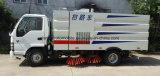 Isuzu 6 Kehrmaschine-LKW-Preis der Rad-LHD 5000L