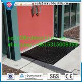 Mat van de Vloer van de Keuken van het Restaurant van het Hotel van de anti-Moeheid van Qingdao de Kleurrijke Rubber