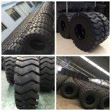 Neumático 14.00-24 del cargador neumático E-3 de 17.5-25 23.5-25 26.5-25 OTR