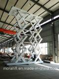 Scissor Entwurfs-Auto-Plattform-Aufzug mit CER Bescheinigung