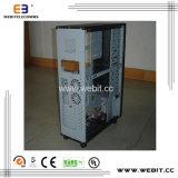 탑 피마자를 가진 산업 컴퓨터 상자