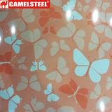 Проектирование схемы цветов Prepainted катушки оцинкованной стали