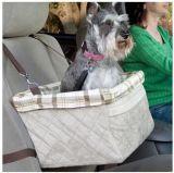 애완견 강아지 고양이 어린이용 카시트 캐리어 카 자동 차량 승압기 시트 여행 끈달린 가방