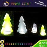 Lumière extérieure de décoration de Noël DEL d'éclairage de Noël multicolore de RVB