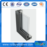 Haut profil en aluminium rocheux de l'extrusion T5 de la performance 6063