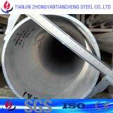6063 de Uitdrijving van het Aluminium van de sectie om Pijpen/Buis in de Voorraad van het Aluminium