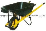 L'azienda agricola di plastica del cassetto lavora la carriola (WB5601)