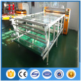 Tipo automatico macchina transfer del rullo di sublimazione di calore per la tessile