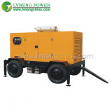 Cummins Mobile Power Station Diesel Generator
