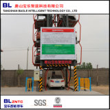 Sistema automatico rotativo verticale di parcheggio