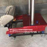Equipo automático concreto de la máquina de la representación del cemento