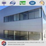 Edifício de administração pré-fabricado do frame do metal