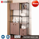 Hot Sale Book Room Steel-Wooden meubles de stockage
