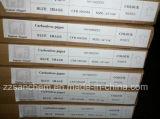 Papel sem carbónio de papel do NCR nas folhas ou em Rolls