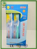 Il dottore famoso Care Adult Toothbrush di marca di vendite calde del Pakistan con la protezione libera
