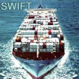 Fletes marítimos puerta a puerta desde China a Long Beach/ Los puertos, EE.UU.