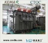 transformador del horno de arco de 0.9mva 35kv