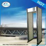 33 Zona Puerta Tipo de itinerario a través del detector de metales