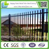 中国の工場によって電流を通されるのどの錬鉄の塀Fo米国
