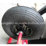 rotella pneumatica dell'aria dell'orlo del metallo 13inch 4.00-6 per la carriola