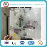 Vetro di fusione architettonico di vetro decorativo di arte della parete di alta qualità