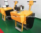 Einzelnes Trommel-Stahlrad-Minivibrationsrolle (FYL-600C)