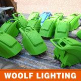 Rifiuti di plastica in opposizione esterni della parte trattata di Woolf Rotomolding
